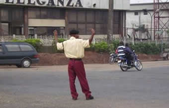 A LASTMA Official