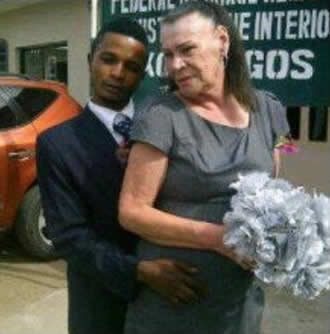 Lagos Guy 28 Marries 71 Year Old Woman