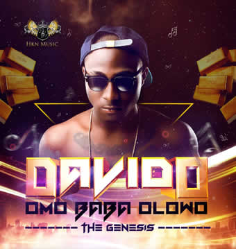 Davido Album The Genesis