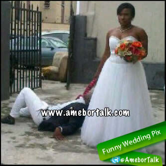 No 1 Funny Wedding Pix