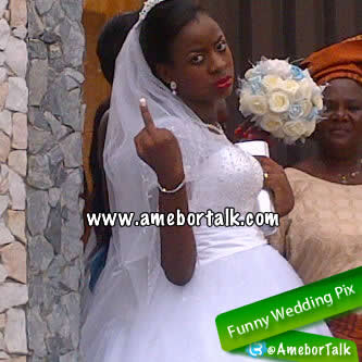 No 2 Funny Wedding Pix