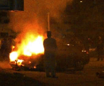 Bomb Blast Hits Abuja Night Club