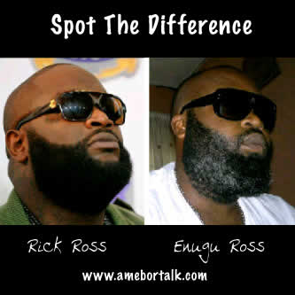 Rick Ross and Enugu Ross