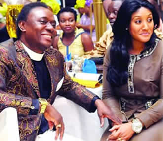 Rev Okotie and Stephanie Henshaw