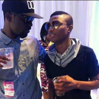Sarkodie and Wizkid