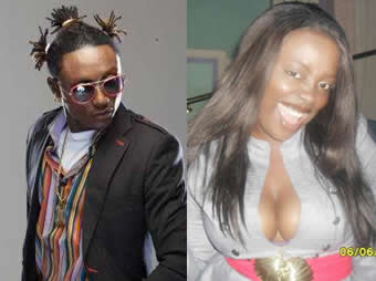 Terry G and Fiancee Mimi