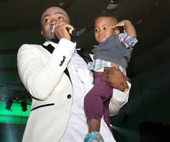 Ice Prince Zamani and His Son