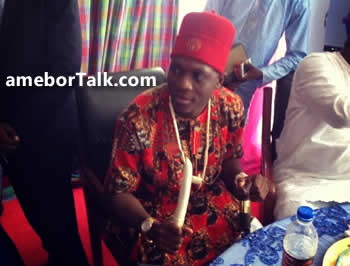 Obasanjo Son's Wedding In Enugu