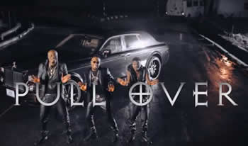 Video: Pull Over - Kcee ft Wizkid