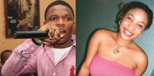 WizKid and Tonto Dike